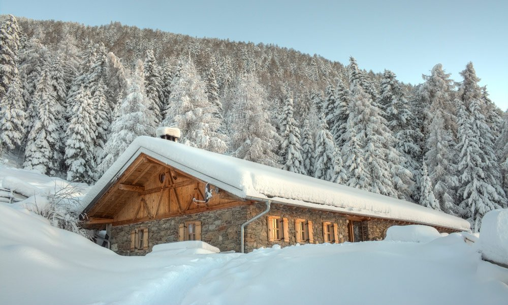 The mountain lodge on the Kleinalm: your cosy family retreat