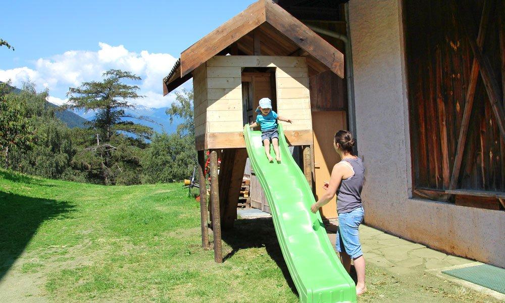 Der Sommer Urlaub im Vinschgau: ein Erlebnis für die ganze Familie