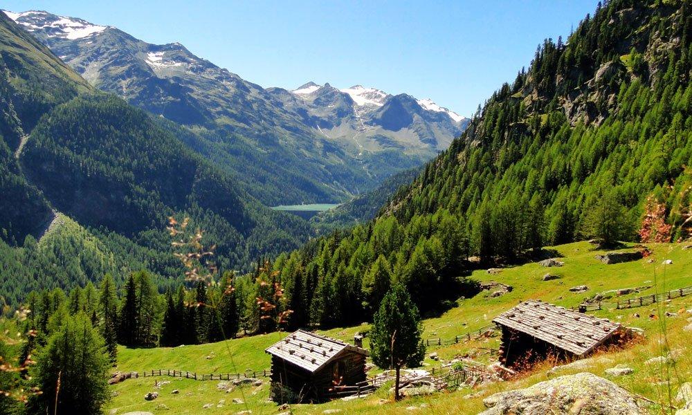Sommer Urlaub im Vinschgau: Faszination Natur erleben