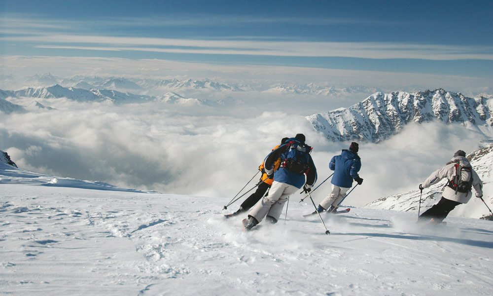 Fascination Ortles Skiarena: skiing holidays in Val Venosta