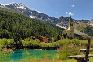 Wieshof a Silandro / Val Venosta 12