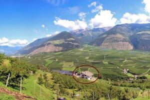 Wieshof in Silandro / Val Venosta 2
