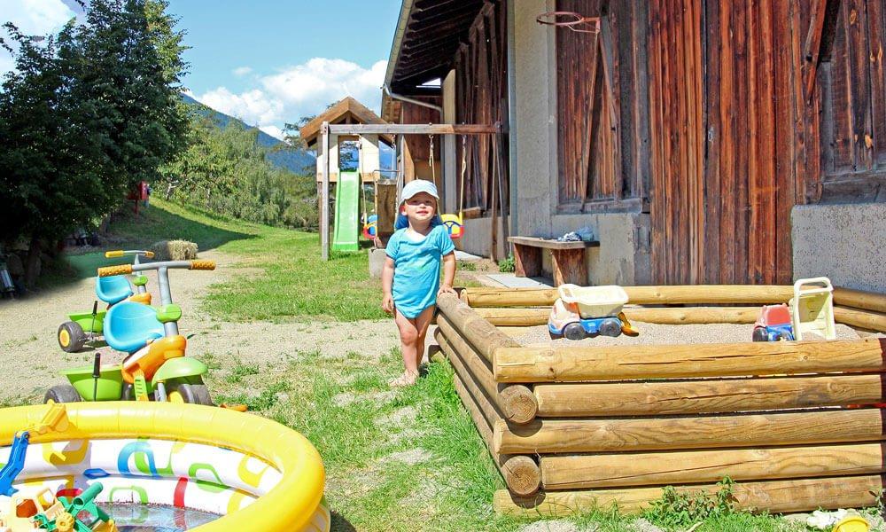 Der Wieshof – Urlaub auf dem Bauernhof im Vinschgau